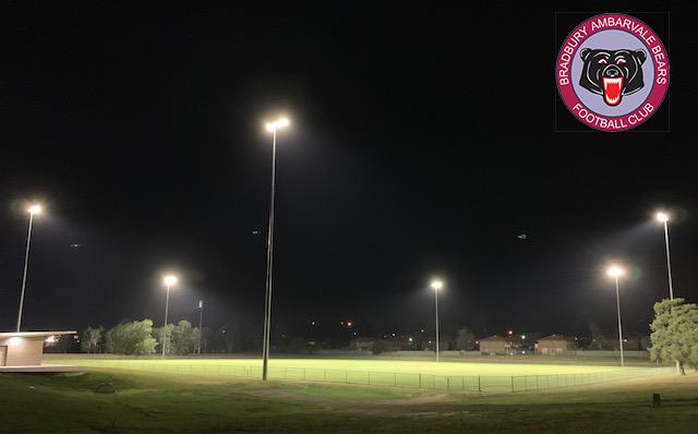 Bradbury Lights