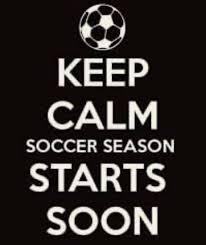 Soccer Season Starts Soon